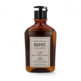 Спортен шампоан за коса и тяло за мъже Depot 606 Sport Hair and Body Shampoo 250ml