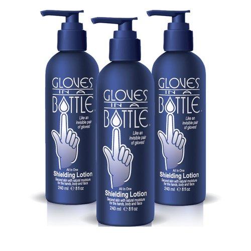Защитен лосион за кожа Gloves in a Bottle 3x240ml