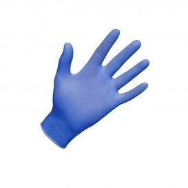 Ръкавици нитрил сини 100 бр