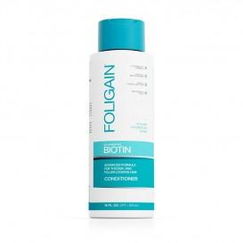 Подмладяващ балсам за коса с биотин Foligain Rejuvenating Biotin Conditioner 473ml