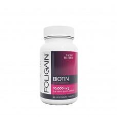 Добавка с биотин за по-здрава коса Foligain 60капсули