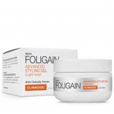 Стилизиращ гел за мъже с Minoxidil 5% Foligain Styling gel 60ml