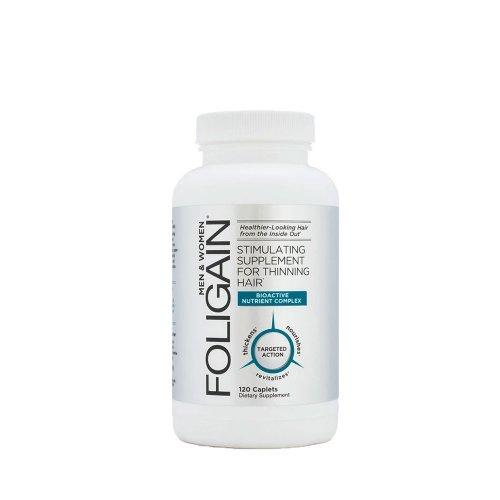 Хранителна добавка против косопад и оплешивяване Foligain Stimulating Hair Regrowth Supplement 120бр