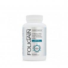 Хранителна добавка против косопад Foligain Stimulating Hair Regrowth Supplement 60бр