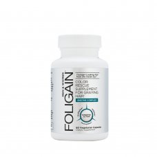 Хранителна добавка против косопад и посивяване Foligain Antigra Hair Formula 60бр