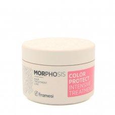 Подхранваща маска за запазване на цвета Framesi Morphosis color protect 200ml