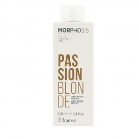 Матиращ шампоан за топло русо Framesi Passion Blonde Shampoo 250ml