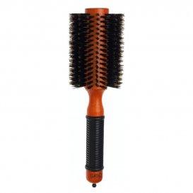 Кръгла дървена четка с глигански косъм 72мм Sibel Classic