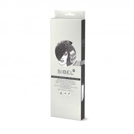 Термо хартия за кичури Сребро 30см