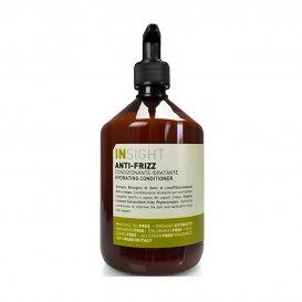Хидратиращ балсам за цъфтяща и заплитаща се коса Insight Anti Frizz Conditioner 400ml