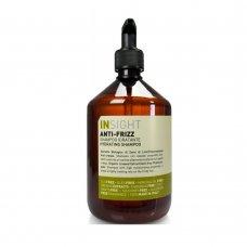 Хидратиращ шампоан за цъфтяща и заплитаща се коса Insight Anti Frizz Shampoo 400ml