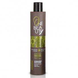 Хидратиращ и успокояващ шампоан / ONE BEAUTY Hydrating and soothing shampoo