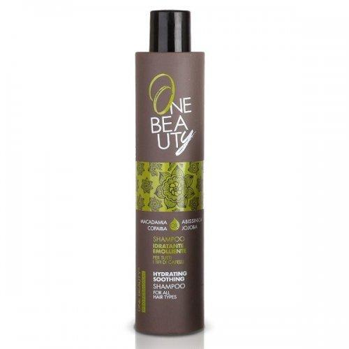 Хидратиращ и успокояващ шампоан / ONE BEAUTY Hydrating and soothing shampoo | Beautymall