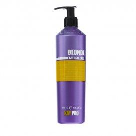Сапфирен балсам за неутрализиране на жълтите оттенъци KAYPRO Blonde Conditioner 350ml