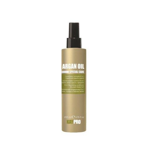 Подхранващ спрей - балсам с арган 10в1 KAYPRO 10in1 Argan Conditioner Spray 200ml