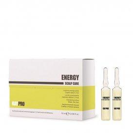 Ампули за слаба и тънка коса KAYPRO Energy lotion 12 x 10ml