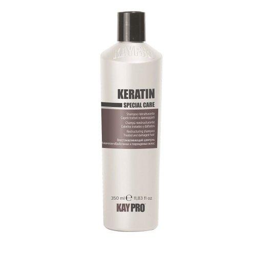 Реструктуриращ шампоан с кератин / KAYPRO Keratin Shampoo 350мл.