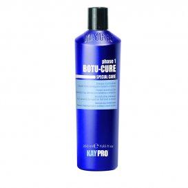 Възстановяващ шампоан с ботокс ефект ФАЗА 1 KAYPRO BOTU-CURE Shampoo 350ml.