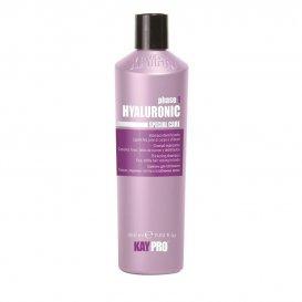 Уплътнявящ шампоан с хиалуронова киселина KAYPRO Hyaluronic Shampoo 350ml.