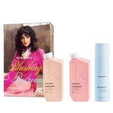 Комплект за уплътняване на косата с ПОДАРЪК Kevin Murphy Blushing Bedroom