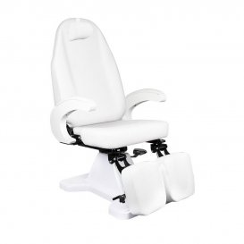Педикюрен стол с хидравлика White112