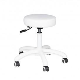 Козметичен стол бял AM-303-2