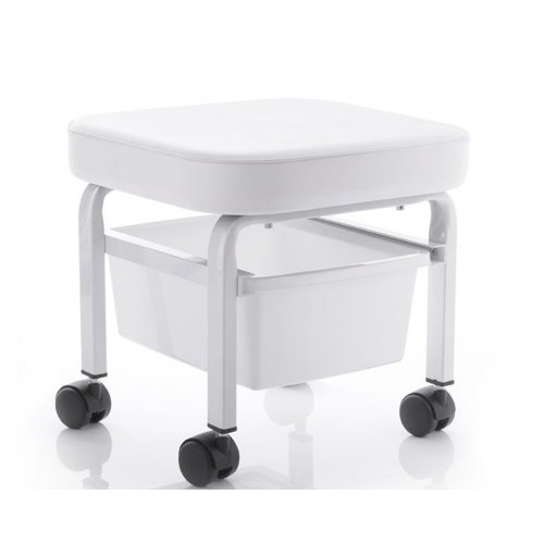 Работен стол за педикюр с контейнер