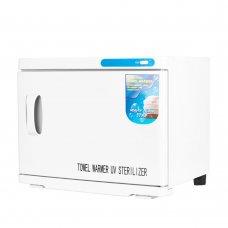 Уред за затопляне на кърпи и UV стерилизация 23 L