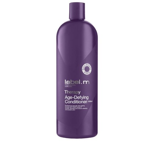 Анти ейдж балсам с хайвер Label m Therapy Age-Defying Conditioner 1000 мл.