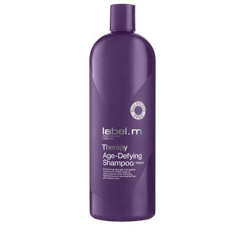 Анти ейдж шампоан с хайвер Label M Therapy Age-Defying Shampoo 1000 мл.