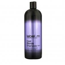 Матиращ шампоан / Label m cool blonde shampoo 1000ml