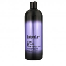 Матиращ шампоан / Label m cool blonde shampoo 1000ml