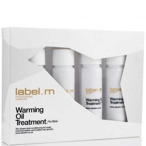 Балсами / Conditioner - Затопляща маслена терапия / Warming oil Treatment 4x15ml