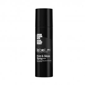 Спрей за блясък и фиксация Label M Hold&Gloss Spray 200ml