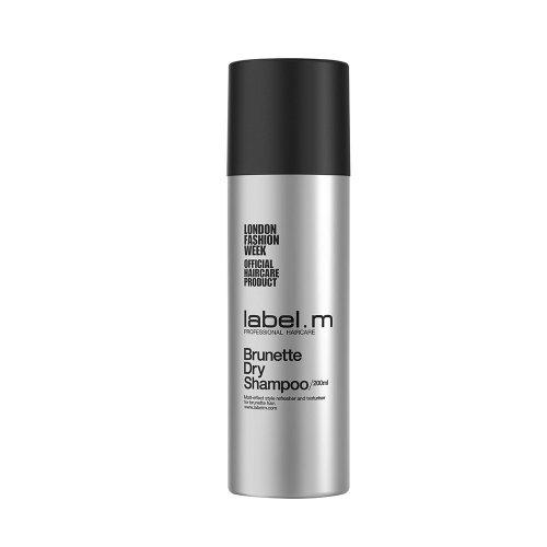 Сух шампоан за брюнетки Label M Brunette dry shampoo 200 мл