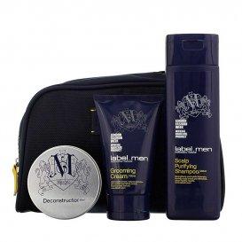 Комплект мъжка грижа / Label M Grooming kit