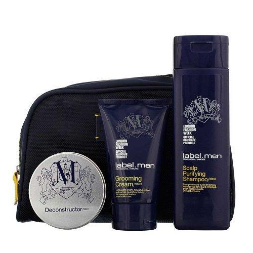 Комплект мъжка грижа Label M Grooming kit