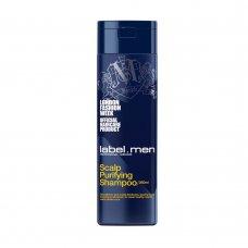 Шампоан за дълбоко почистване/ Label. M Men Scalp Purifying 250мл.