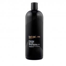 Шампоан за суха коса с мед и овес / Label M Honey & Oat shampoo 1000 ml