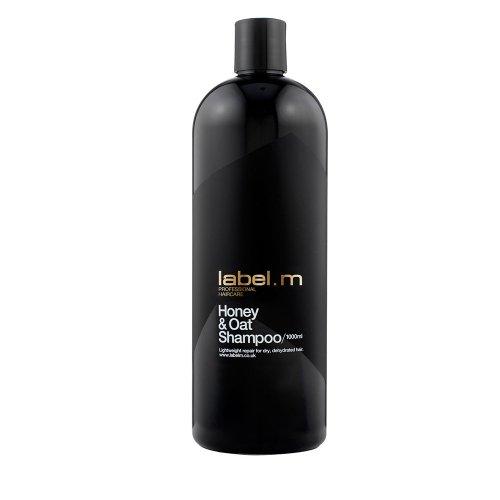 Шампоан за суха коса с мед и овес Label M Honey & Oat shampoo 1000 мл.