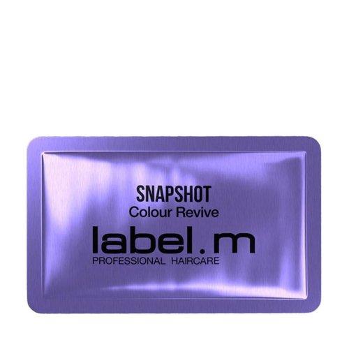 Еднократна доза терапия за запечатване на цвета Label M SnapShot Colour Revive 9ml