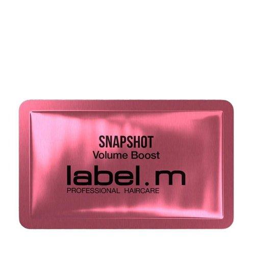 Еднократна доза терапия за обем Label M SnapShot Volume Boost 9ml
