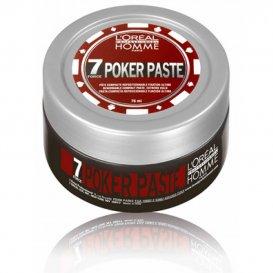Матираща текстурираща паста /LOreal Professionnel Poker Paste 75 мл.