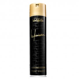 Лак за коса с много силна фиксация / LOreal Professionnel Infinium Extra Strong 500ml.