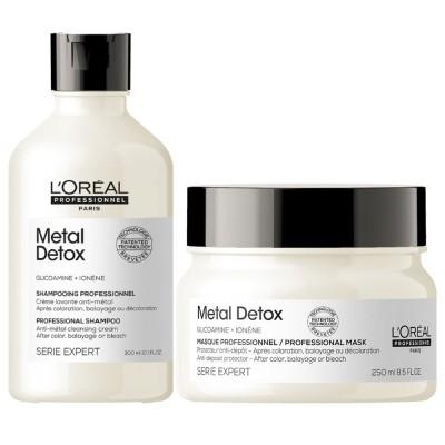 Антиоксидантен сет Loreal Metal Detox