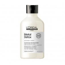 Антиоксидантен шампоан Loreal Metal Detox Shampoo 300ml