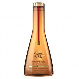 Подхранващ шампоан за плътна коса / Loreal Professionnel Mythic Oil shampoo 250 мл