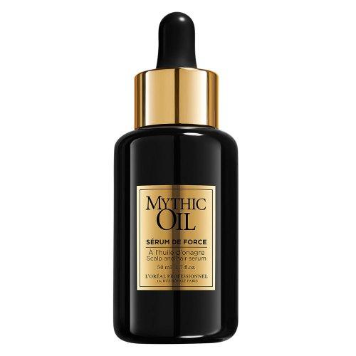 Подхранващ серум за силна коса Loreal Mythic Oil Serum de Force