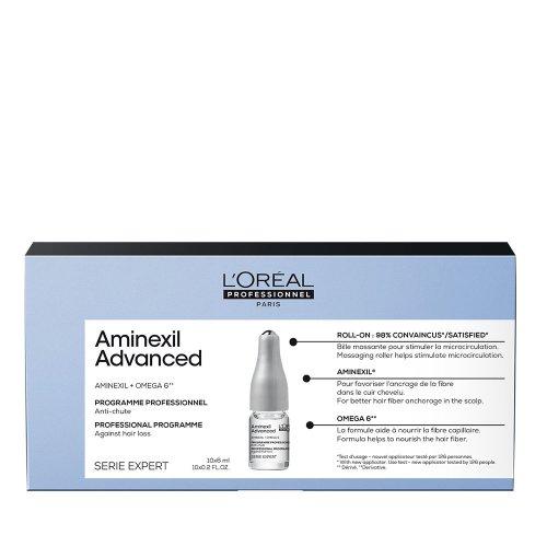 Ампула против косопад Loreal Aminexil 10 х 6ml.