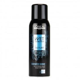 Спрей за скандален блясък на прическата /Loreal Professionnel Shower Shine 160 мл